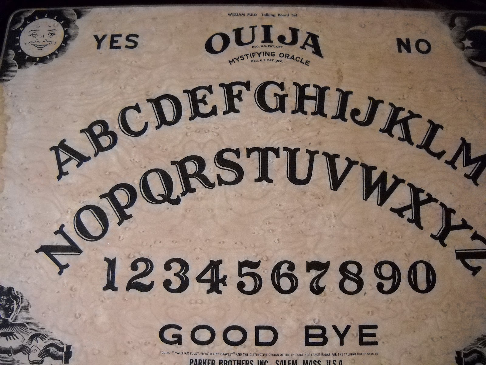 Ouija and witch boards myinnerpath i love the ouija board i really do natalie black and i use several types of tools when we are working together but this is by far my favorite form of buycottarizona Gallery
